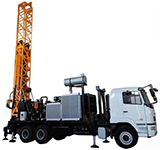 1000m ∅500mm deep hole drill rig